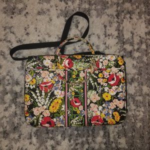 Vera Bradley Computer Carrying case like new!